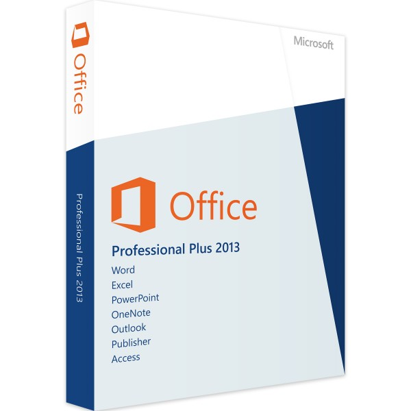 Microsoft Office 2013 Professional Plus [Home and Business] für Windows