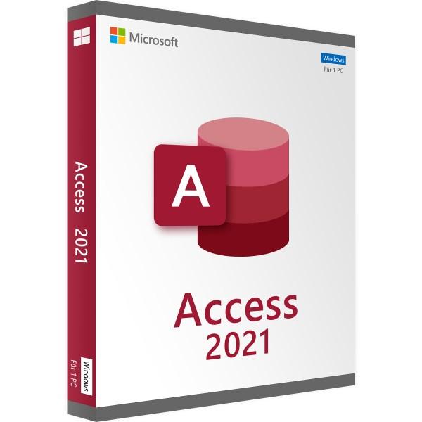 Microsoft Access 2021   für Windows