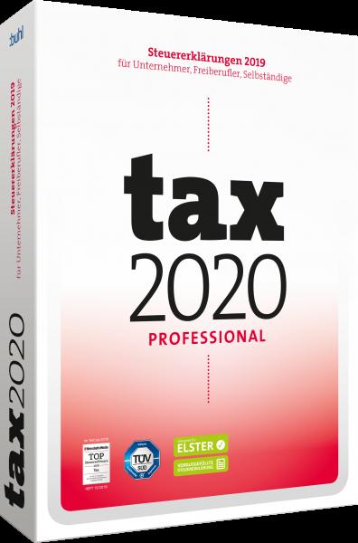 WISO Tax 2020 Professional Steuerjahr 2019 | für Windows