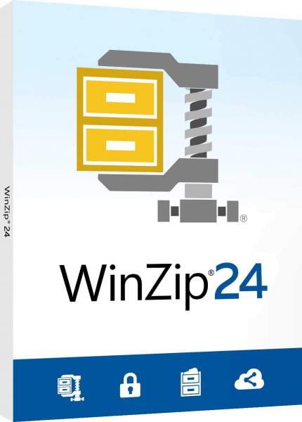WinZip 24 Standard   1 Gerät