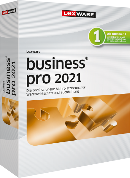 Lexware Business Pro 2021 | 365 Tage