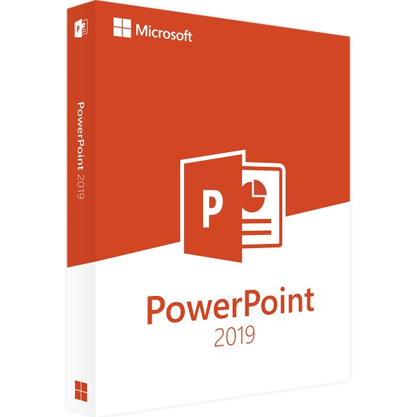 Microsoft PowerPoint 2019   für Windows   32/64 Bit   1PC   Sofortdownload
