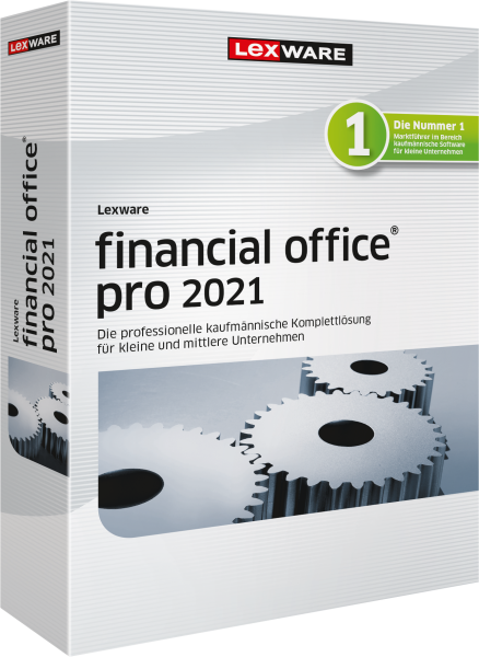 Lexware Financial Office Pro 2021 | 365 Tage